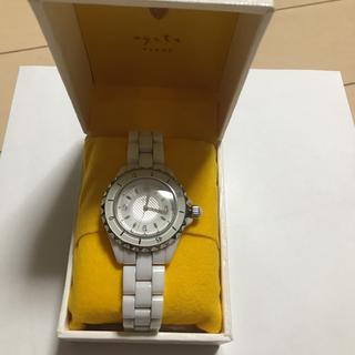 アガット(agete)のアガット腕時計電池切れ(腕時計)