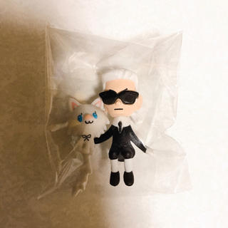 カールラガーフェルド(Karl Lagerfeld)の【非売品】フィギュア カール ラガーフェルド(その他)