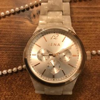 イエナ(IENA)のANA × IENA 機内販売限定 腕時計(腕時計)