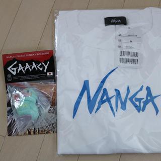 ナンガ(NANGA)の【未使用】ナンガ セット(Tシャツ/カットソー(半袖/袖なし))