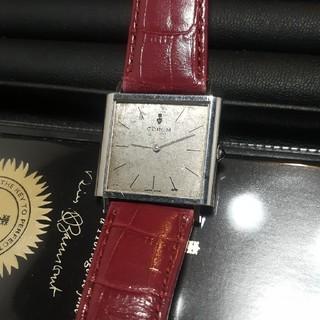 コルム(CORUM)のコルム ヴィンテージ手巻き時計(腕時計(アナログ))