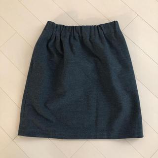 グラスライン(Glass Line)のGLASS LINE チェックタイトスカート(ミニスカート)