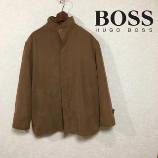 ヒューゴボス(HUGO BOSS)のHUGO BOSS ヒューゴボス コート チェスターコート スリーシーズン(ステンカラーコート)