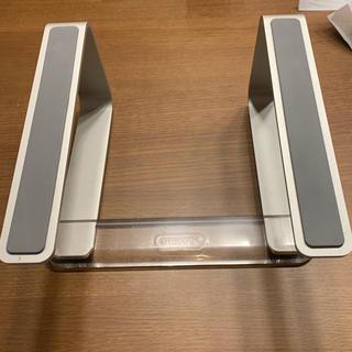 グリフィン(GRIFFIN)のGRIFFIN elevator パソコンラック MacBookマックブック(PC周辺機器)