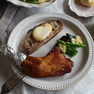 ハクサントウキ(白山陶器)のよしざわ窯 ラウンド洋皿 2客(食器)