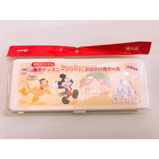 ディズニー(Disney)のらくらくキューブ❁お出かけケース❁ディズニー❁非売品(その他)