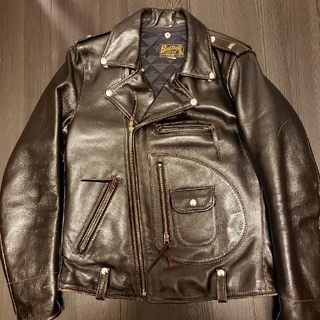 ザリアルマッコイズ(THE REAL McCOY'S)のTHE REAL McCOY'S Buco J24ライダースジャケット(ライダースジャケット)