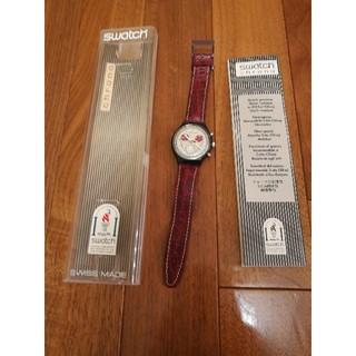 スウォッチ(swatch)の【限定品】スウォッチ クロノ アトランタオリンピック(腕時計(アナログ))