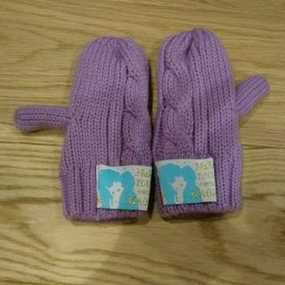 ディズニー(Disney)のアナ雪 手袋 キッズ(手袋)