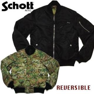 ショット(schott)のschott ma-1(ミリタリージャケット)