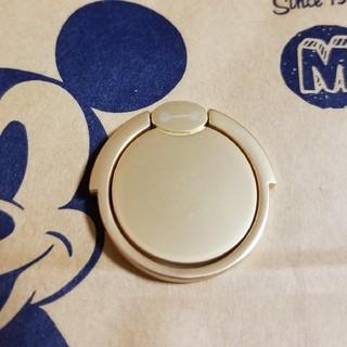 ディズニー(Disney)の新品 スマホリング ディズニーベイマックス ゴールド(その他)