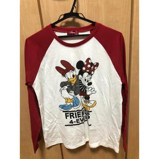 ディズニー(Disney)のディズニー長袖Tシャツ(Tシャツ(長袖/七分))