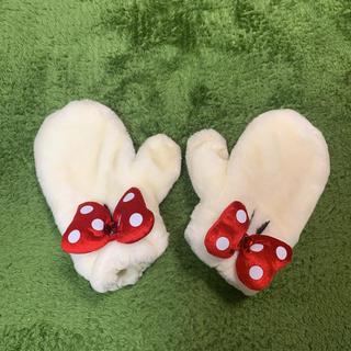 ディズニー(Disney)のミニーマウス 手袋(手袋)