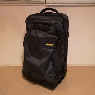 バートン(BURTON)の送料込【希少】ZOZO別注 BURTON バートン キャリーバッグ スーツケース(旅行用品)