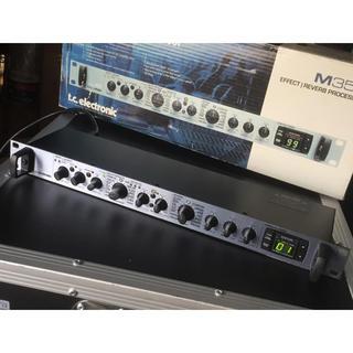 T.C. Electronic M350 デジタル マルチエフェクター  1U(エフェクター)