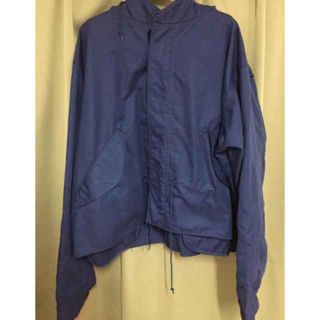 UNUSED(アンユーズド)のチーズサンドさん専用 unused m-51 short jacket メンズのジャケット/アウター(ミリタリージャケット)の商品写真