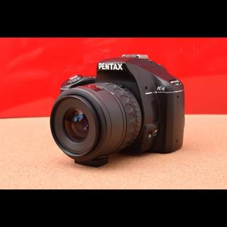 ペンタックス(PENTAX)のPENTAX ペンタックス K-x レンズキット!選べるバック 1-9(デジタル一眼)