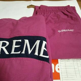 シュプリーム(Supreme)の専用 Arc Track Jacket L のみ(ナイロンジャケット)