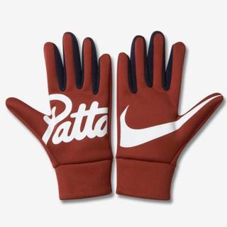 ナイキ(NIKE)のL/XLサイズ NIKE Patta Glove Brown NIKElab(手袋)