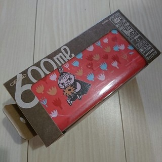 新品 ムーミン 箸付き シンプルランチボックス 弁当箱 600ml(弁当用品)