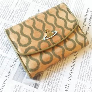 ヴィヴィアンウエストウッド(Vivienne Westwood)の◆42【 【 レア 】 ヴィヴィアンウエストウッド スクイグル 折財布(財布)