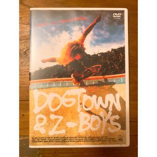 ドッグタウン(DOG TOWN)のDVD DOGTOWN&Z-BOYS('01米)(外国映画)