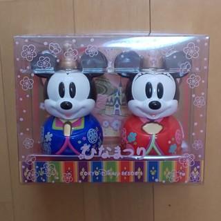 ディズニー(Disney)のディズニー 雛人形 新品!(置物)