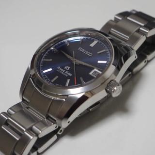 グランドセイコー(Grand Seiko)のGrand Seiko グランドセイコー メカニカル SBGR073 ブルー (腕時計(アナログ))