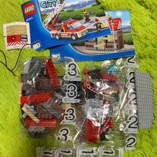レゴ(Lego)の値下げ レゴ 60003 袋未開封品(その他)