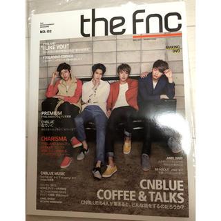 シーエヌブルー(CNBLUE)のCNBLUE雑誌*メイキングDVD付き(K-POP/アジア)
