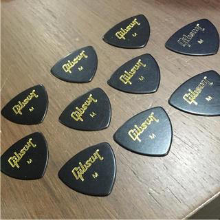 ギブソン(Gibson)のGibson ギター ピック medium トライアングル 10枚 新品(エレキギター)