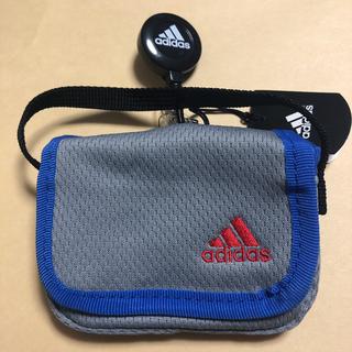 アディダス(adidas)の新品未使用  アディダス ♪ 小銭入れ、キーケース、(財布)