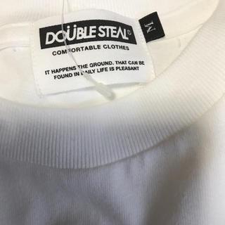 ダブルスティール(DOUBLE STEAL)のダブルスティールシャツ新品M(シャツ)