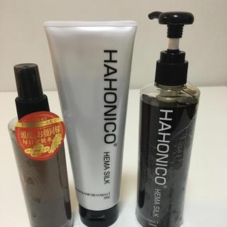 ハホニコ(HAHONICO)のハホニコクレンジング、トリートメント、頭皮化粧水セット♪(ヘアケア)