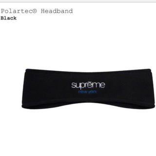 シュプリーム(Supreme)のsupreme polartec headband(その他)