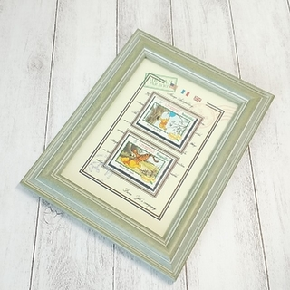 ディズニー(Disney)のくまのプーさん スタンプアート コレクション(ポスター)