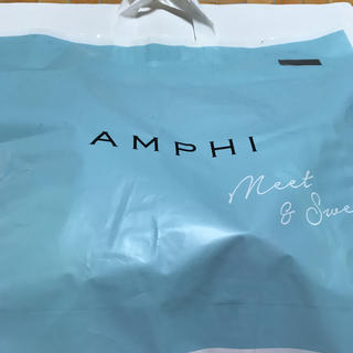 アンフィ(AMPHI)のアンフィAMPHI■2019年ルームウェア福袋★Mサイズ☆5品☆ワコール福袋(ルームウェア)