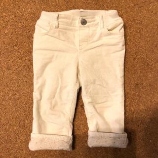 ベビーギャップ(babyGAP)のベビーギャップ コーデュロイパンツ  オフホワイト 18-24m 暖かパンツ(パンツ/スパッツ)