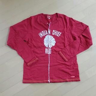インディアン(Indian)のIndian長袖Tシャツ(Tシャツ/カットソー(七分/長袖))
