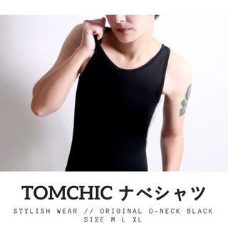 [送料無料]コスプレなどに使用できる Tomchic胸つぶしブラL黒 V白L(コスプレ用インナー)