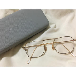 YUICHI TOYAMA メガネ