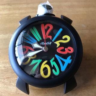 新品✨ ガガミラノ GAGA MILANO 置き時計 9082.01 クォーツ