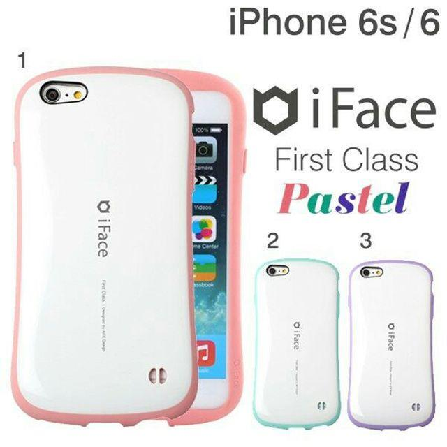 iphone 7 ケース レザー | iFace iPhone First Class PASTEL Classの通販 by 菜穂美@プロフ要重要|ラクマ