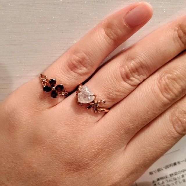JEWELRY TSUTSUMI(ジュエリーツツミ)のツツミ リング K10 ガーネット レディースのアクセサリー(リング(指輪))の商品写真