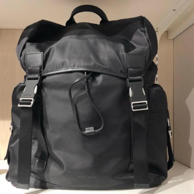 Cole Haan(コールハーン)の【新品】 COLE HAAN リュック メンズのバッグ(バッグパック/リュック)の商品写真