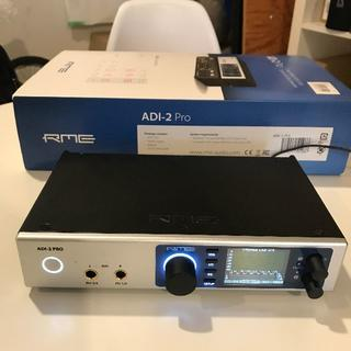 RME ( アールエムイー ) / ADI-2 Pro(オーディオインターフェイス)