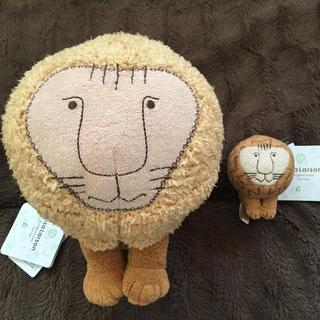 リサラーソン(Lisa Larson)のリサラーソン  ライオンぬいぐるみセット(ぬいぐるみ)
