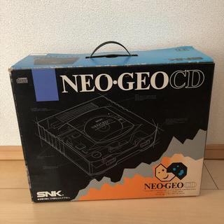 ネオジオ(NEOGEO)のNEOGEO CD 本体(家庭用ゲーム本体)