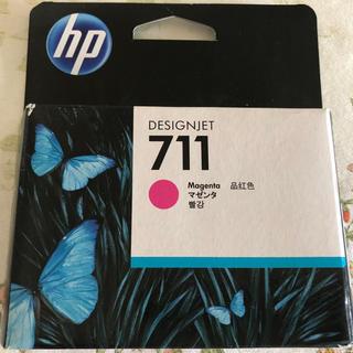 ヒューレットパッカード(HP)の純正 HP711インクカートリッジマゼンタ(オフィス用品一般)