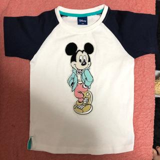 Disney - ミッキーTシャツ☆120
